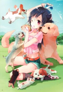 Rating: Safe Score: 72 Tags: atelier_tiv cleavage tiv yozakura_quartet User: yong
