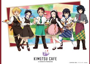 Rating: Safe Score: 11 Tags: kimetsu_no_yaiba maid tagme uniform waitress User: saemonnokami