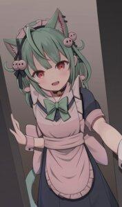 Rating: Safe Score: 16 Tags: animal_ears hololive maid nekomimi starfox1015 tail uruha_rushia User: BattlequeenYume