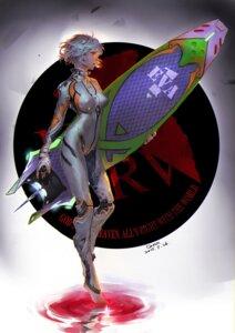 Rating: Safe Score: 31 Tags: ayanami_rei bodysuit neon_genesis_evangelion tagme User: Humanpinka