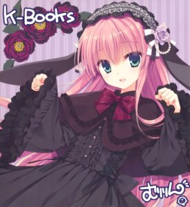 Rating: Safe Score: 75 Tags: animal_ears gothic_lolita k-books lolita_fashion muririn User: batinthebelfry