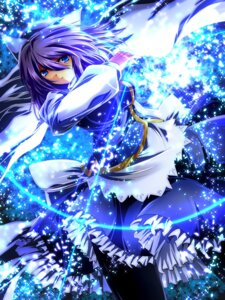 Rating: Safe Score: 9 Tags: letty_whiterock nekominase touhou User: Injection