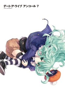 Rating: Safe Score: 37 Tags: date_a_live date_a_live_encore natsumi_(date_a_live) thighhighs tsunako User: kiyoe
