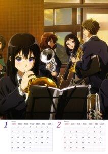 Rating: Safe Score: 31 Tags: calendar hibike!_euphonium kousaka_reina oumae_kumiko sasaki_azusa tsukamoto_shuuichi uniform User: drop