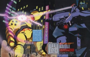Rating: Safe Score: 5 Tags: big_o mecha satou_keiichi the_big_o User: Radioactive