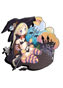Rating: Questionable Score: 10 Tags: bikini halloween pop_(electromagneticwave) swimsuits tagme tattoo thighhighs weapon witch User: edogawaconan