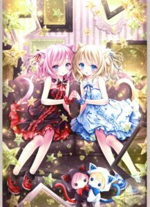Rating: Safe Score: 33 Tags: animal_ears dress heels lolita_fashion nekomimi possible_duplicate tail tinkerbell tinkle User: kiyoe