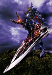 Rating: Safe Score: 6 Tags: armor knight nightmare soul_calibur sword weapon User: Yokaiou