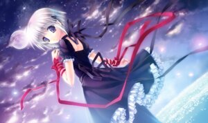 Rating: Safe Score: 59 Tags: dress kagari_(rewrite) kimishima_ao pantyhose rewrite User: blooregardo