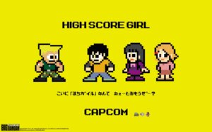 Rating: Safe Score: 3 Tags: capcom chibi high_score_girl wallpaper User: Korino