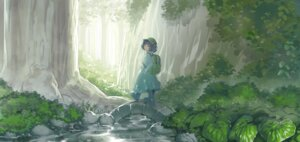 Rating: Safe Score: 15 Tags: kawashiro_nitori monosenbei touhou User: Mr_GT