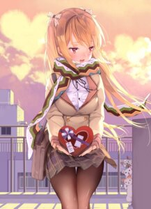 Rating: Safe Score: 93 Tags: neko pantyhose rozer seifuku unleashed valentine User: Anonymous