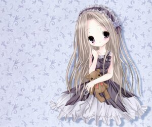 Rating: Safe Score: 19 Tags: chibi dress duel_dolls lolita_fashion mubi_alice User: syaoran-kun