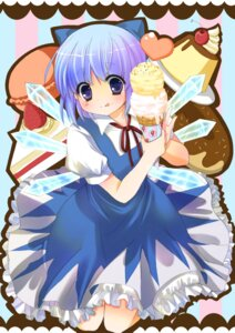 Rating: Safe Score: 14 Tags: cirno dress naruta touhou wings User: Yuffie
