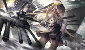Rating: Safe Score: 28 Tags: gas kantai_collection kongou_(kancolle) User: zero|fade