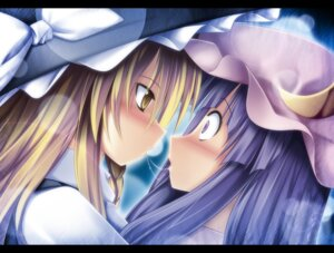 Rating: Safe Score: 35 Tags: kirisame_marisa parakiss patchouli_knowledge touhou yuri User: 椎名深夏