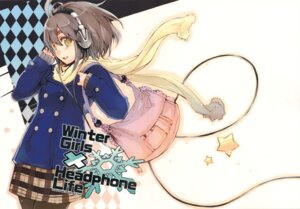 Rating: Safe Score: 27 Tags: fujishima headphones pantyhose raving_phantom User: Hatsukoi