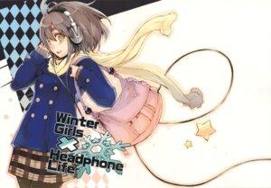 Rating: Safe Score: 27 Tags: fujishima headphones pantyhose raving_phantom User: Hatsukoi