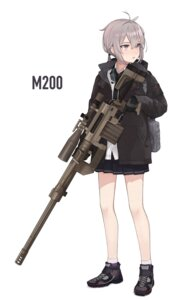 Rating: Safe Score: 13 Tags: girls_frontline m200_(girls_frontline) nakid tagme weapon User: Dreista