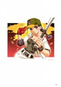 Rating: Safe Score: 5 Tags: bandaid baseball happoubi_jin User: MDGeist