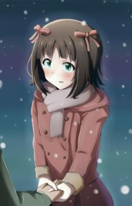 Rating: Safe Score: 13 Tags: amami_haruka rariemonn the_idolm@ster User: hobbito