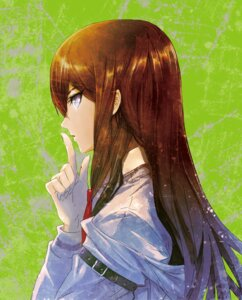 Rating: Safe Score: 33 Tags: huke makise_kurisu steins;gate User: demonbane1349