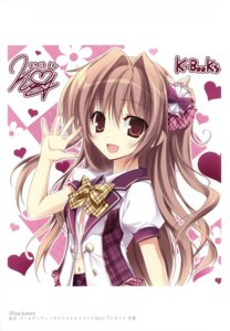 Rating: Safe Score: 45 Tags: aomi_maika autographed k-books karory no_bra seifuku User: WtfCakes
