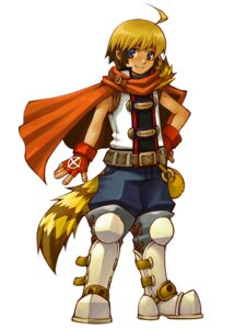 Rating: Safe Score: 2 Tags: armor male spectral_force spectral_force_radical_elements tail tameshige_eiko thighhighs tonathi_alterdead User: Radioactive