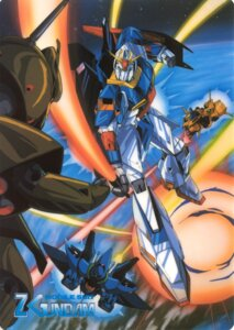 Rating: Safe Score: 5 Tags: gundam mecha tagme zeta_gundam User: Radioactive