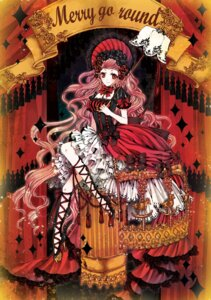 Rating: Safe Score: 14 Tags: dress kakiko lolita_fashion User: Radioactive