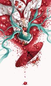 Rating: Safe Score: 29 Tags: hatsune_miku kimono vocaloid yuuno_(yukioka) User: 404489039