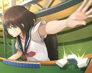 Rating: Safe Score: 37 Tags: hitoto onjouji_toki saki saki_achiga-hen seifuku wallpaper User: animeprincess