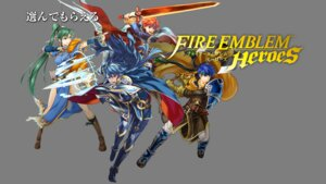 Rating: Questionable Score: 7 Tags: armor dress fire_emblem fire_emblem_heroes ike lucina_(fire_emblem) lyndis_(fire_emblem) marth nintendo sword transparent_png warrior weapon User: fly24
