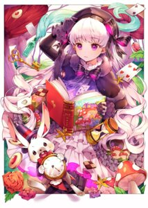 Rating: Questionable Score: 19 Tags: dress fate/extra fate/grand_order fate/stay_night gothic_lolita kka_na lolita_fashion nursery_rhyme_(fate/extra) User: sym455