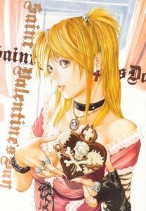 Rating: Safe Score: 13 Tags: amane_misa death_note obata_takeshi User: Radioactive