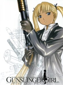 Rating: Safe Score: 6 Tags: gunslinger_girl triela User: Radioactive