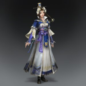 Rating: Safe Score: 9 Tags: asian_clothes cai_wen_ji cg dynasty_warriors dynasty_warriors_8 User: Radioactive