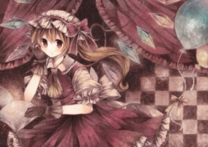 Rating: Questionable Score: 15 Tags: flandre_scarlet touhou wirian07 User: KazukiNanako
