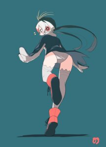Rating: Safe Score: 36 Tags: ass famy_siraso headphones kemono_friends pantsu royal_penguin thighhighs User: nphuongsun93