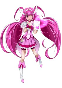 Rating: Safe Score: 9 Tags: hoshizora_miyuki nukosan. pretty_cure smile_precure! User: Radioactive