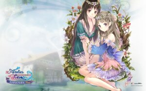 Rating: Safe Score: 50 Tags: atelier atelier_rorona atelier_totori cecilia_helmold dress kishida_mel totooria_helmold wallpaper User: blooregardo