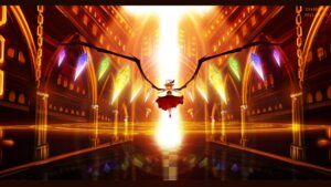 Rating: Safe Score: 23 Tags: dress eva200499 flandre_scarlet touhou wallpaper wings User: SubaruSumeragi