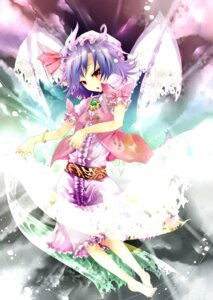 Rating: Safe Score: 6 Tags: muso-comet remilia_scarlet touhou wings User: charunetra