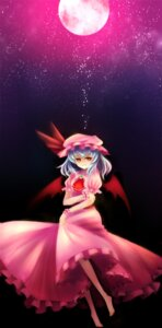 Rating: Safe Score: 3 Tags: nora_(le-chat-noir) remilia_scarlet touhou wings User: charunetra