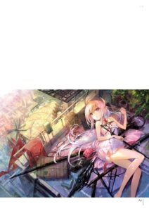 Rating: Questionable Score: 25 Tags: dress fuumi see_through wet User: Twinsenzw