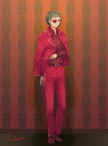 Rating: Safe Score: 6 Tags: business_suit eyepatch kazamidori_haruka mutsuki_tooru tokyo_ghoul User: charunetra