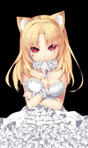 Rating: Safe Score: 58 Tags: animal_ears dress nekomimi saru User: ddns001