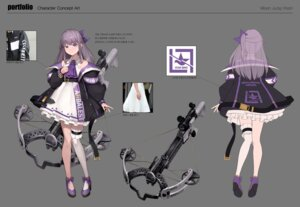 Rating: Questionable Score: 10 Tags: character_design garter heels photo sbbs tagme thighhighs weapon User: Dreista