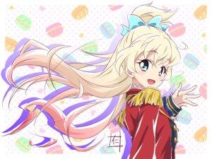 Rating: Safe Score: 23 Tags: aikatsu! aikatsu_stars! nii_manabu shiratori_hime uniform User: saemonnokami