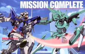 Rating: Safe Score: 4 Tags: gundam gundam_00 mecha ootsuka_ken User: Radioactive